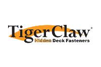 Tiger Claw Hidden Fasteners