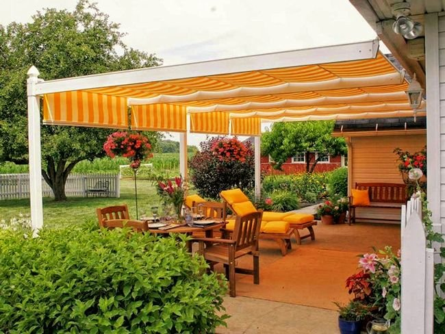 shadetree retractable awnings
