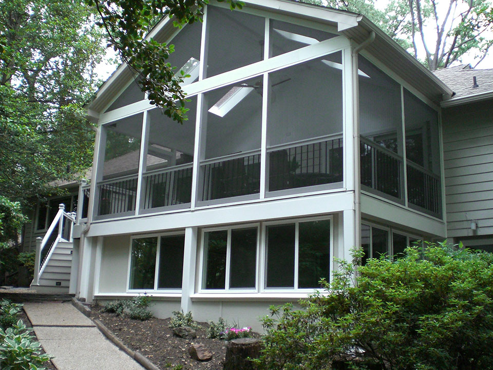 Screened Porches Rooms Additions